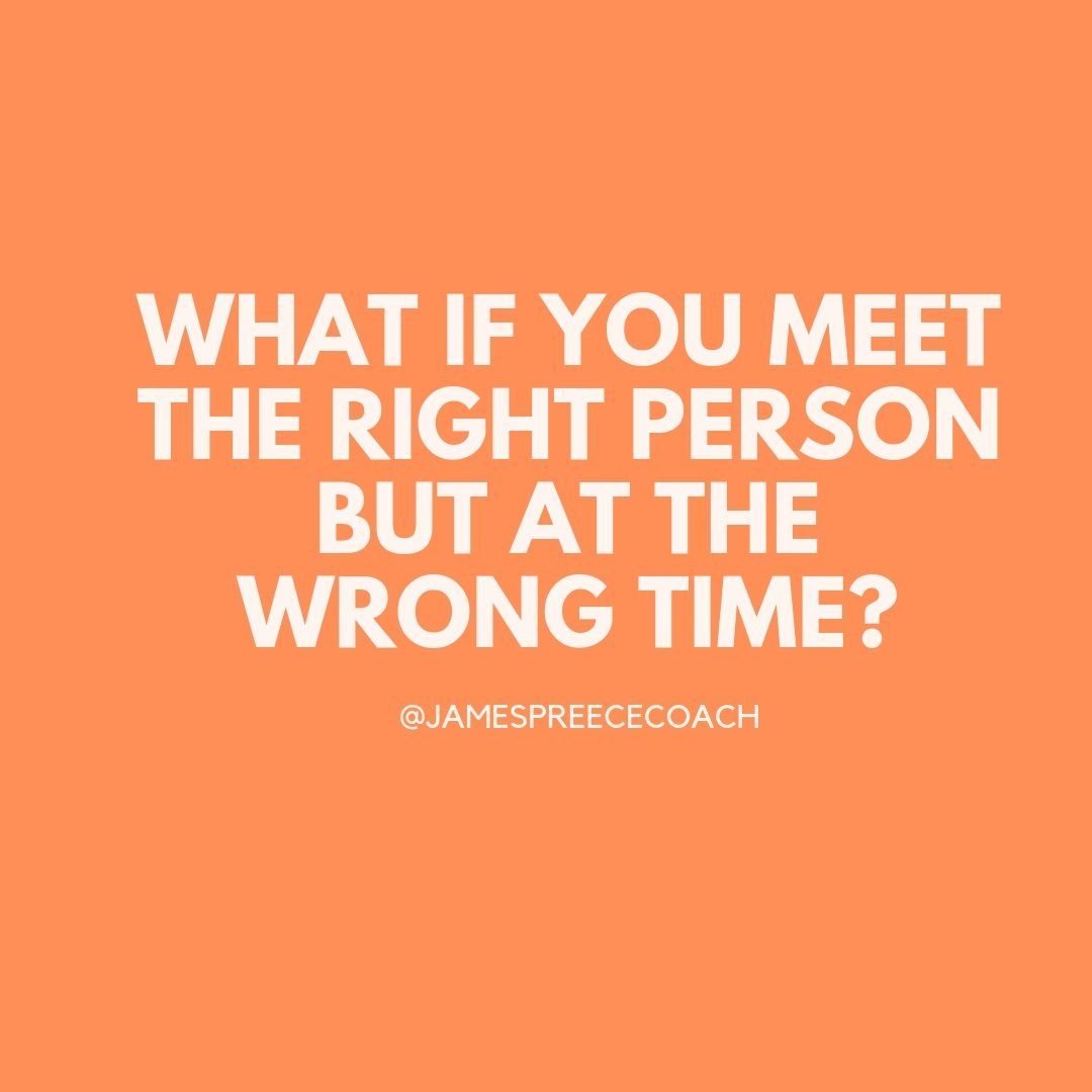 Does that mean they were still the wrong person? | Wrong person, Dating quotes, Wrong time