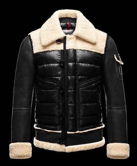 2013 Moncler Mens Jacket Filler: 100% white goose down