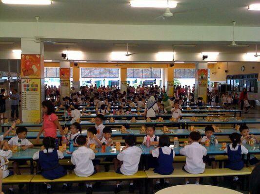 singapore school canteen - Google Search | BLUE BONES (a ...