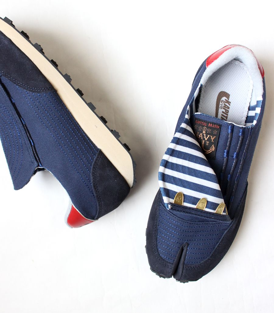 キャピタルスニーカー Tabi Sneakers