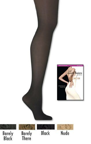 Hanes Smooth Illusions Ultimate Contouring Pantyhose 0C104
