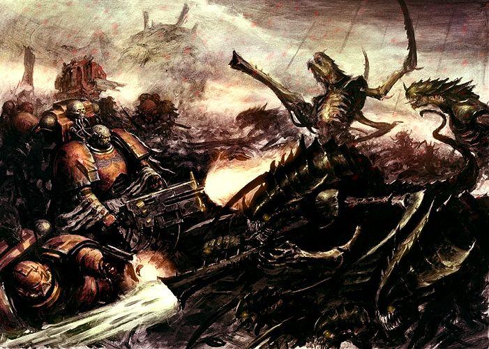 Tiranidi Wallpaper Cerca Con Google Warhammer Space Marine Tyranids