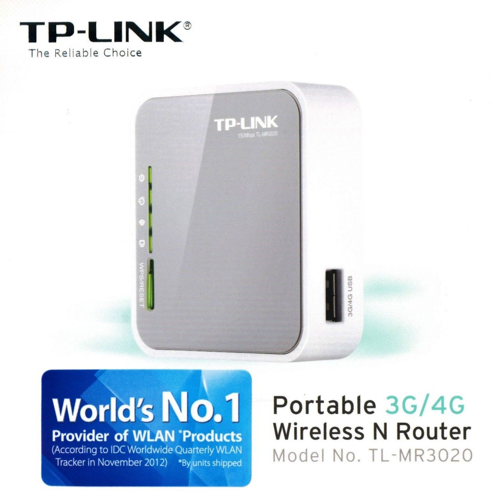 Details About Tp Link Tl Mr3020 V3 Portable 3g 4g Usb Modem