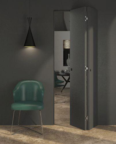 Faltbare Tür   Holz   bündig LIBERA FOLDING Delineo Camp Ideas - glas mobel ideen fur ihr modernes interieur von vitrealspecchi