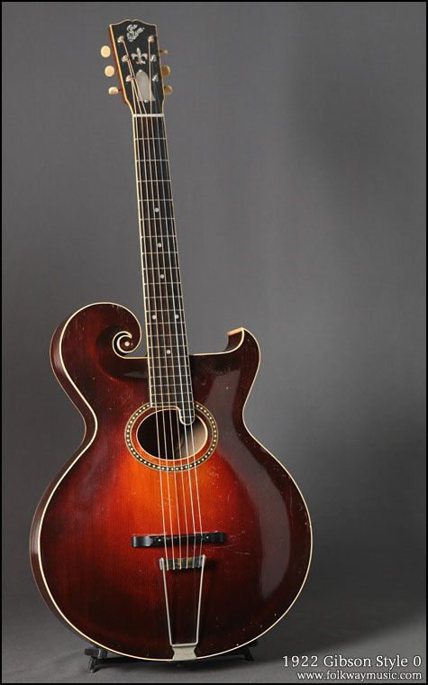 1925 Gibson Style O Acoustic.
