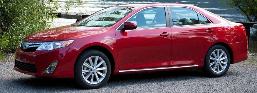 The benchmark Toyota Camry sedan continues its reputation