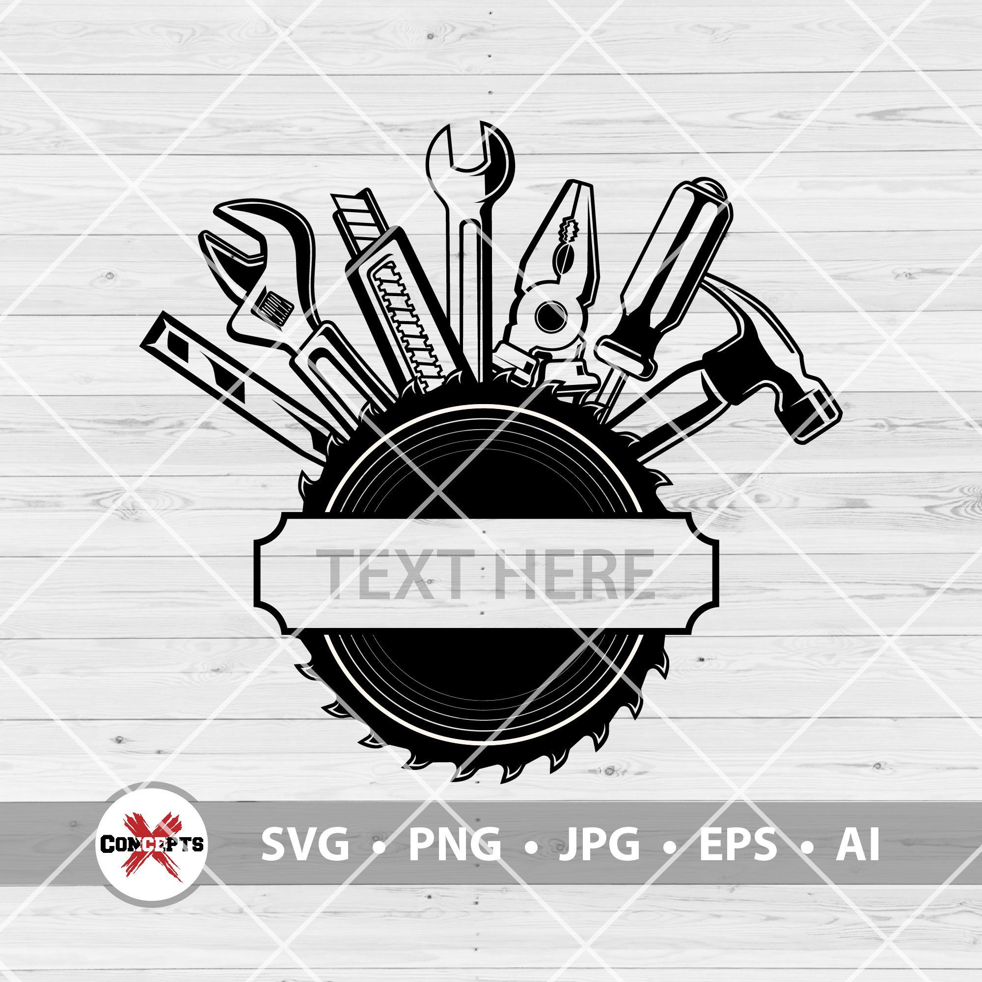Repair Tools Svg Tool Box Svg Tools Svg Handyman Svg Tools Etsy Tool Box Svg Carpenter Tools