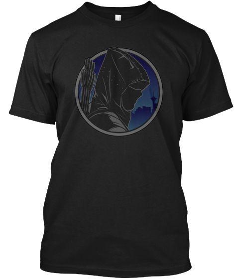Team Merlyn / Dark Archer Shirt