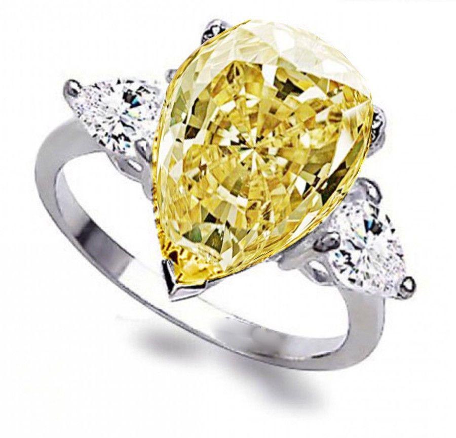 25++ Yellow topaz wedding ring ideas