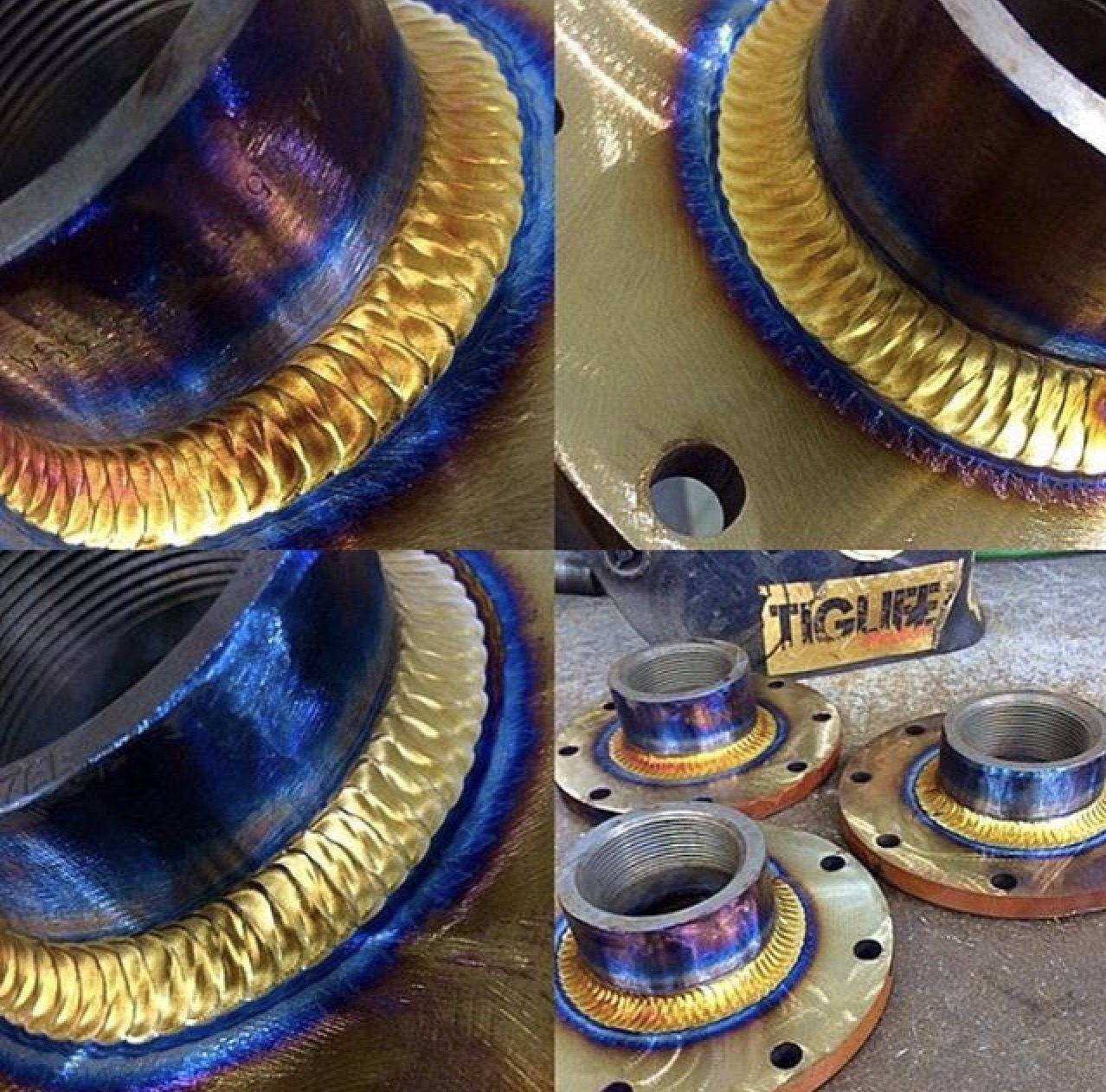 tig welding projects Getting started with motorcycle welding but the ability to adjust the machine to suit the weld is one reason i prefer tig welding for motorcycle projects.