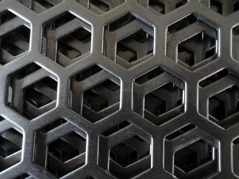 Hot Item Hexagonal Perforated Metal Sheet Perforated Plastic Mesh Sheets Perforated Metal Metal Mesh Sheet Plastic Mesh