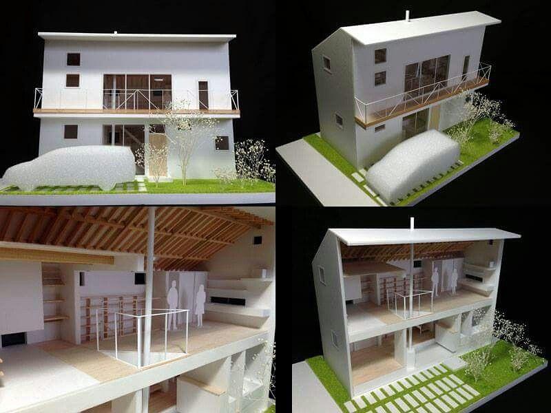 Architecture の画像 投稿者 Jim Raybon さん 住宅模型 建築
