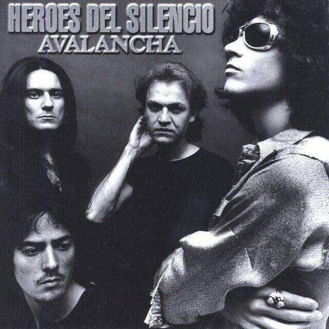 Los Heroes Del Silencio Heroes Del Silencio Heroe Silencio