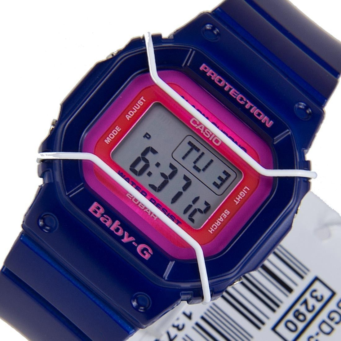 56f09e3efb0 A-Watches.com - Casio Baby-G BGD-501FS-2 BGD-501FS-2D Shock Resistant World  Time Standard Women Watch