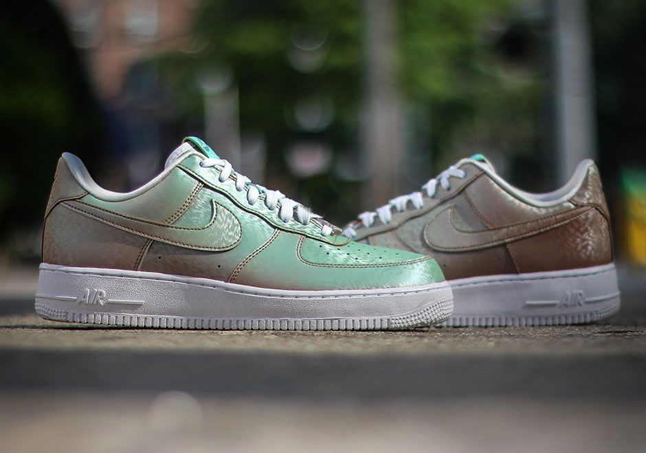 The Nike Air Force 1 Low