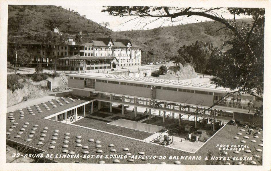 Balneario Municipal Aguas De Lindoia