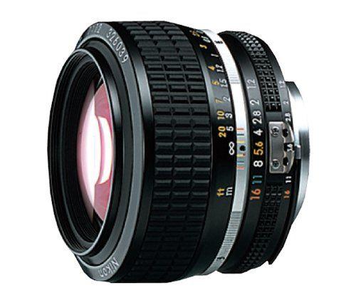 Nikon 50mm F 1 2 Nikkor Ai S Manual Focus Lens For Nikon Digital Slr Cameras For 649 95 Dslr Lenses Nikon 50mm Nikon Dslr Camera