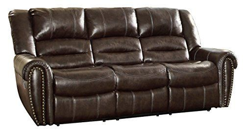 Top Rated Leather Reclining Couches