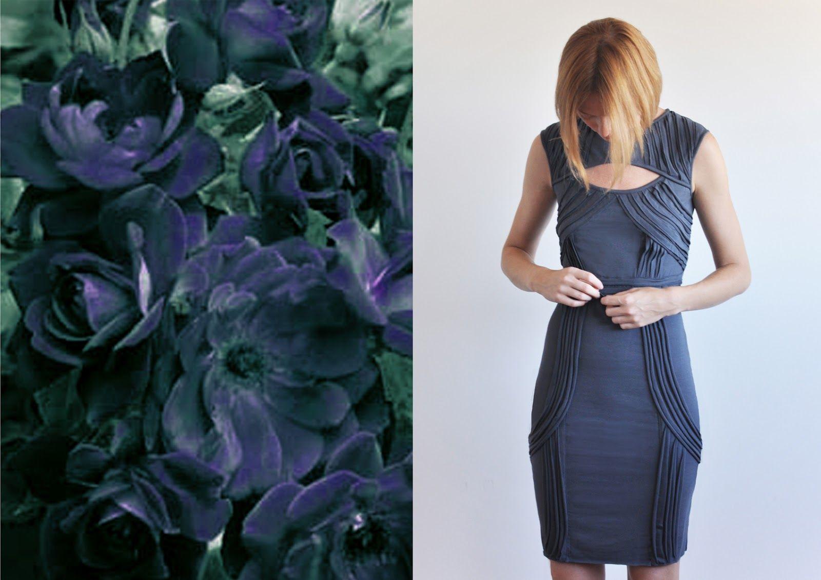 Outfit photo: Valentina Donnini  Art Direction: Michela Fasanella  MuA and Styling: Serena Belcastro  Model: Margarita Babina