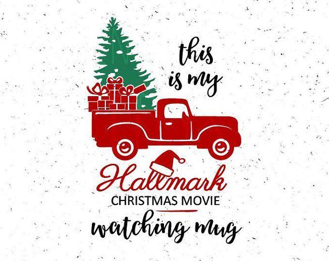 Christmas Movie Watching Shirt svg Hallmark Channel svg ... (680 x 540 Pixel)
