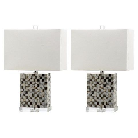 Safavieh Thatcher Table Lamp (Set of 2)
