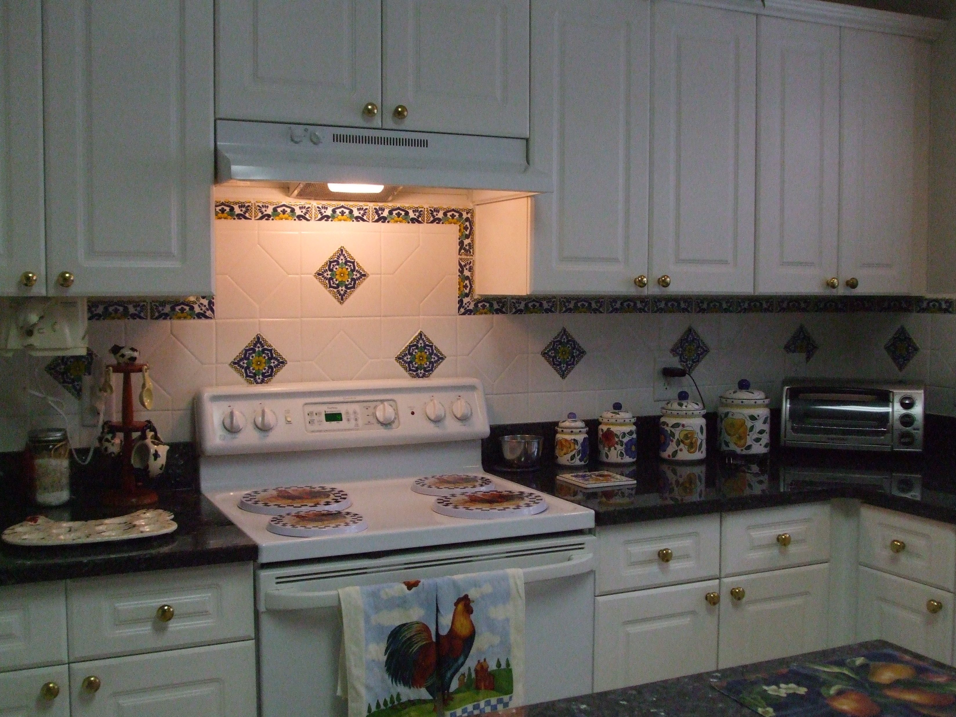 Decorate Your Kitchen Of Colorful And Gorgeous Way Using Talavera