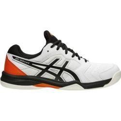 Asics mens tennis shoes Indoor GelDedicate 6 Carpet size 49 in white AsicsAsicsasics