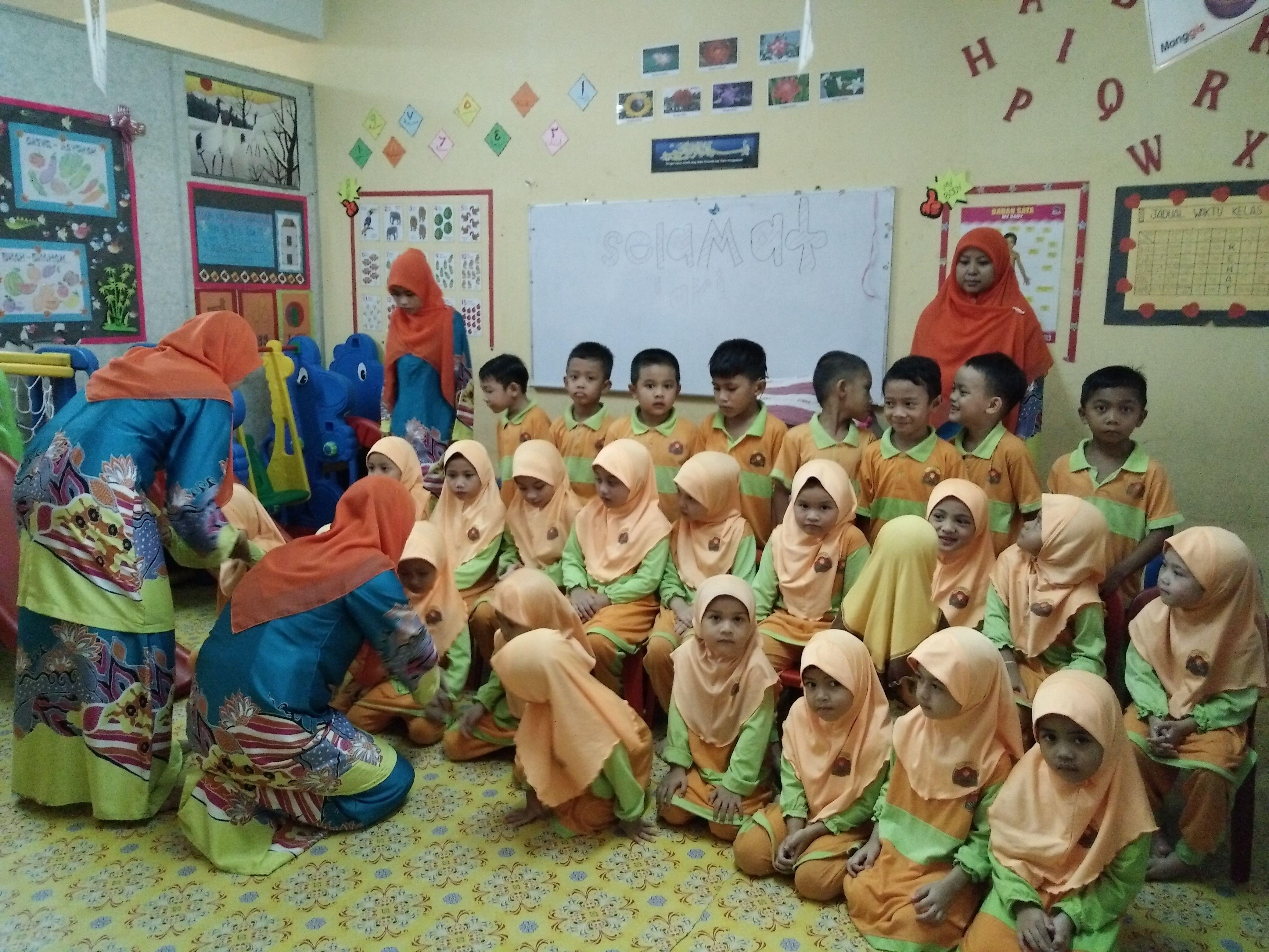 pendataran tadika Dan taska untuk tahun 2016 kini di buka