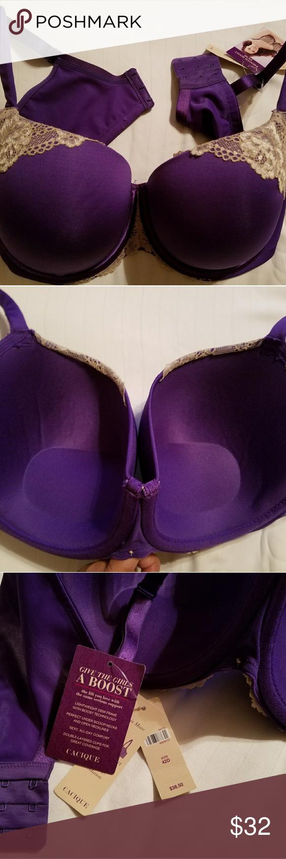 Lane Bryant NEW bra w/tags. Bra is very light weight yet very firm fit. Lane Bryant Intimates & Sleepwear Bras