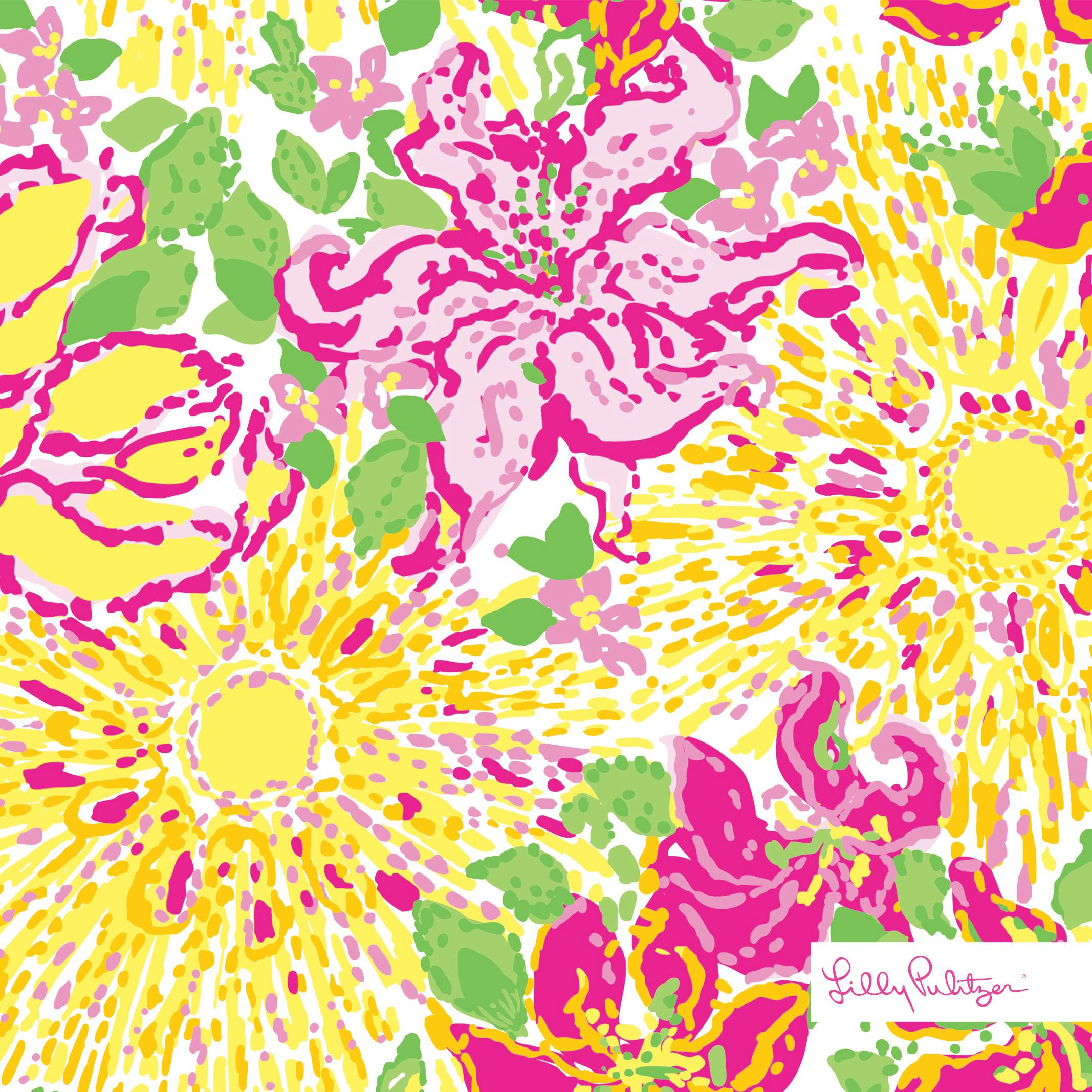 Lu Lu from Lilly! Iphone wallpaper kate spade, Lilly