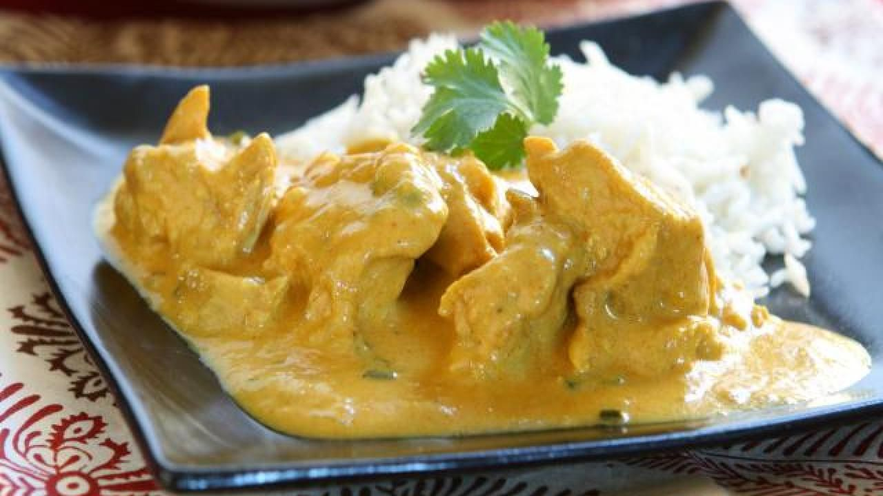 Poulet au curry thermomix tm5 pinterest thermomix - Cuisine legere thermomix ...