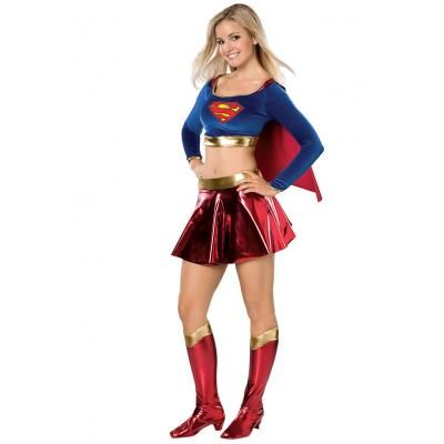 Quatang Gallery- Resultats De Recherche D Images Pour Deguisement Ados Supergirl Costume Supergirl Halloween Costume Halloween Costumes For Teens Girls