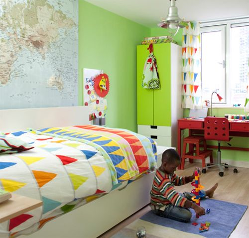 habitacion infantil Ikea | Books Worth Reading | Pinterest | Ikea ...