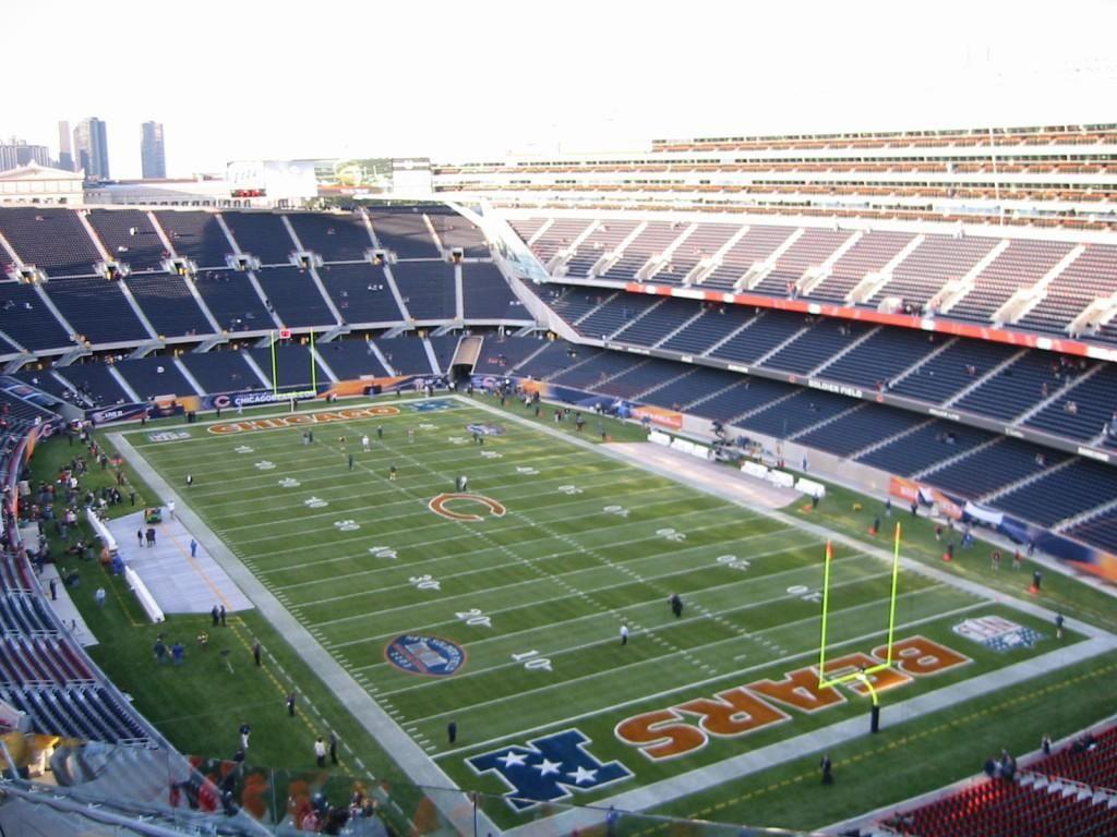 Chicago Bears - Soldier Field Stadium