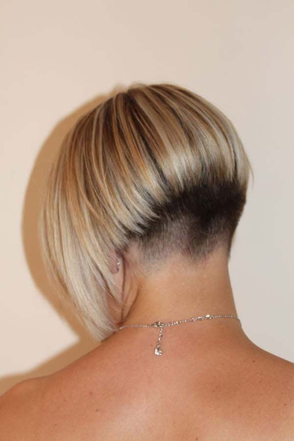 Pixie Hairstyles From The Back Beauty Pixie Bob Haircut Back View