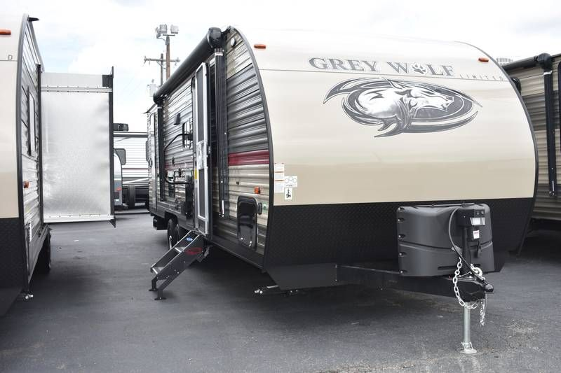 2018 Forest River Grey Wolf 26dbh For Sale Colfax Nc Rvt Com