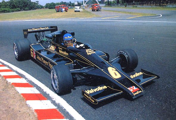 1978- LOTUS 78 (RONNIE PETERSON- GP DA ITÁLIA) | フェラーリ ...