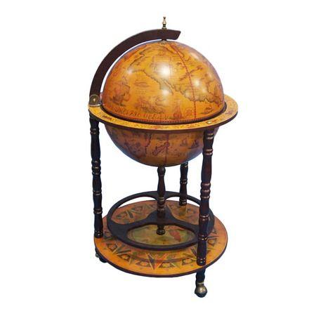 Napoli Globe Bar Globe Drinks Cabinet Globe Liquor Cabinet Drinks Cabinet