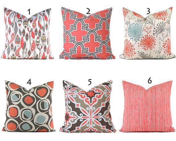 Coral párnahuzatot BÁRMELY MÉRET dekoratív párnák párna szúr legjobb Párna  Floor párnák Euro párnák test párna Ágynemű ágyéki választása 7ed13445b0