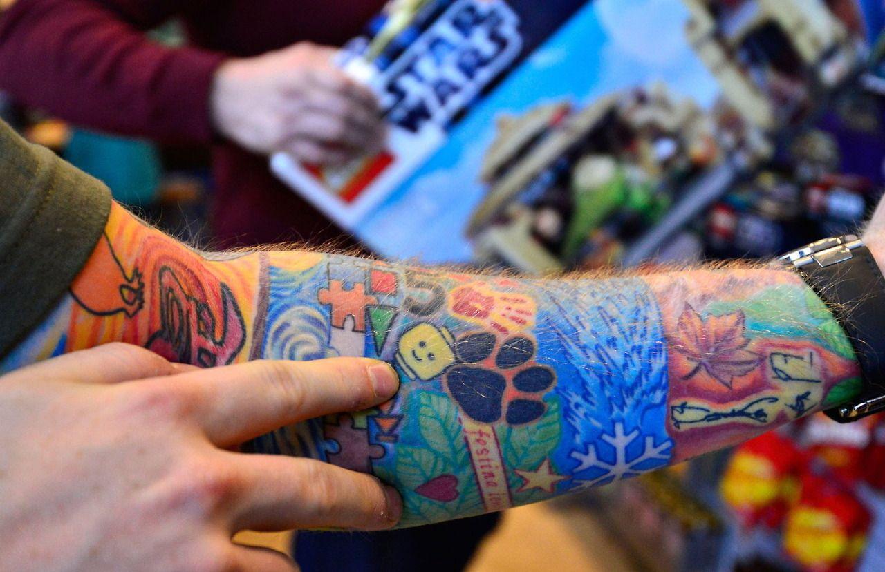 ed sheeran tattoos on Tumblr