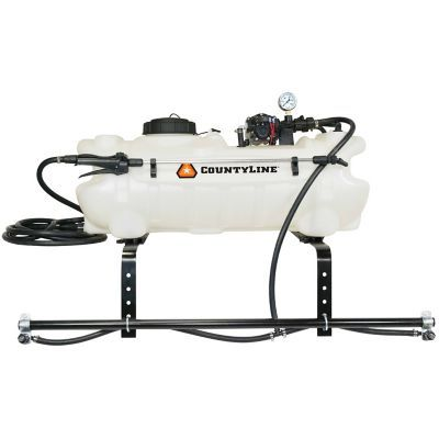 Countyline 15 Gallon Deluxe Atv Sprayer 2 Nozzle Sprayers Tractor Supplies Tractor Supply Co