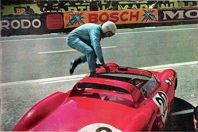 Jean Guichet - Nino Vaccarella Ferrari 275