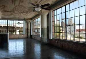 Inside of a Dallas loft It looks like it is in downtown Dallas i