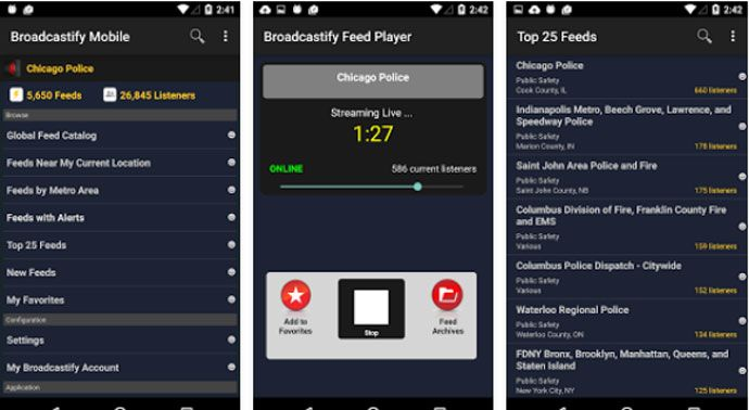 The 8 Best Police Scanner Apps for Android Users 2017