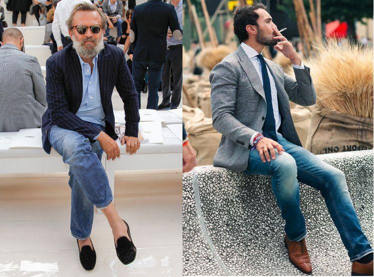 Marynarka I Jeansy Fashion Mens Fashion Men S Blazer