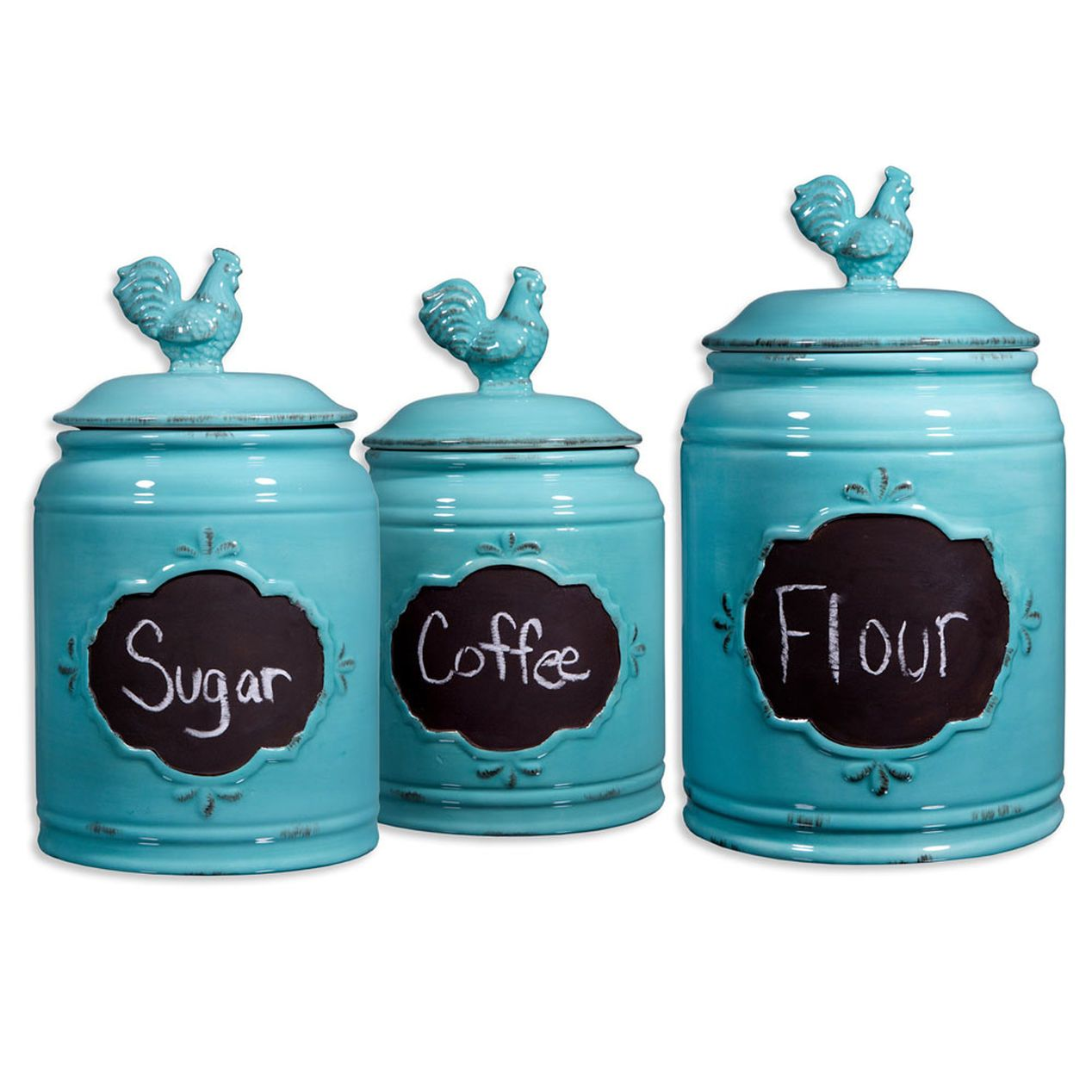 Kitchen Canisters and Jars - Kitchen Canisters and Jar Collection ...