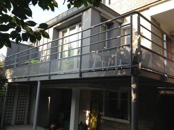 Ref Vign Corefi Terrasse Metal Composite 2 Barandas Escaleras Terrazas