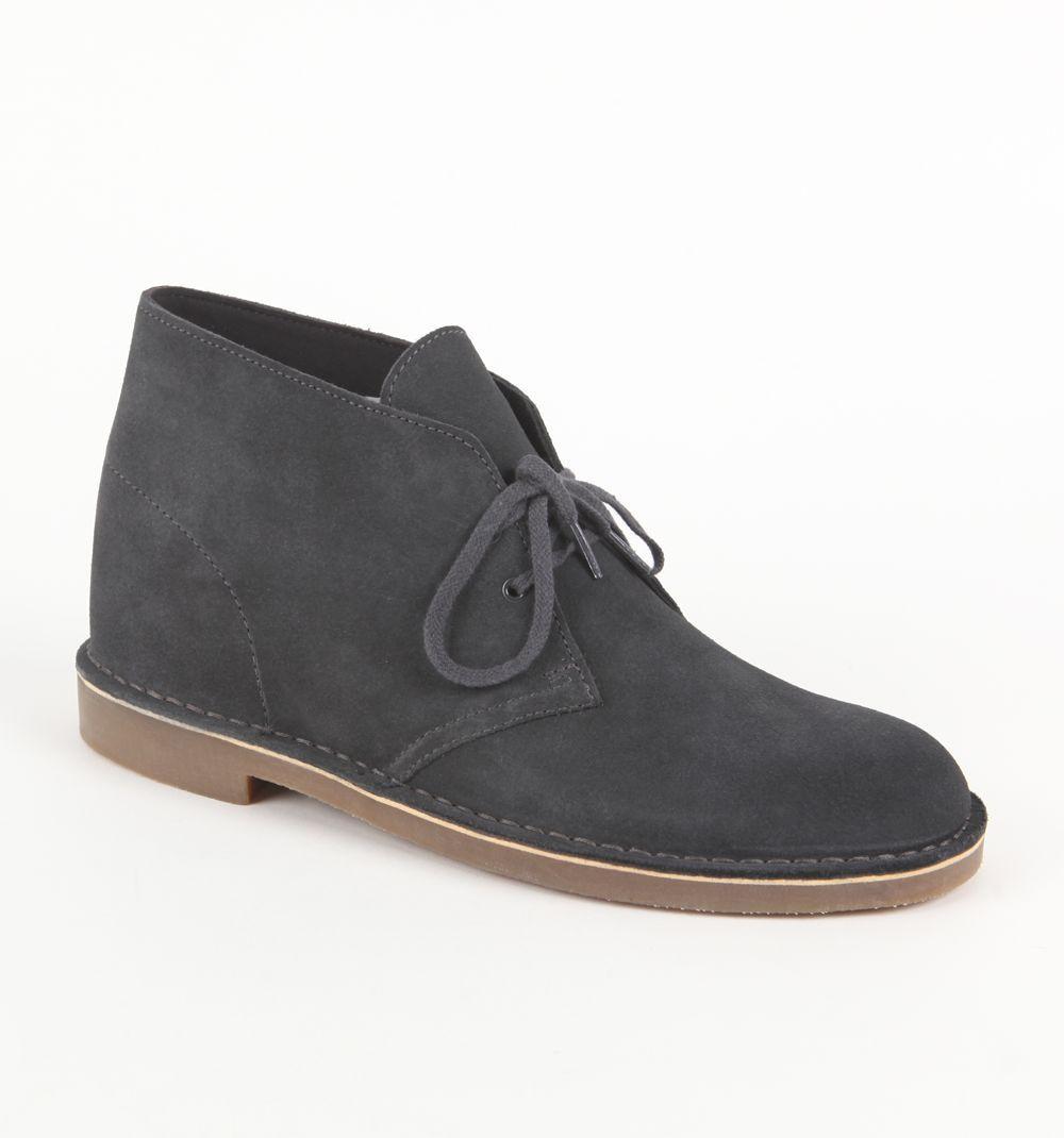 Mens Clarks Shoes - Clarks Bushacre 2 Boots   Shoes Socks   Pinterest 6461199a99ea