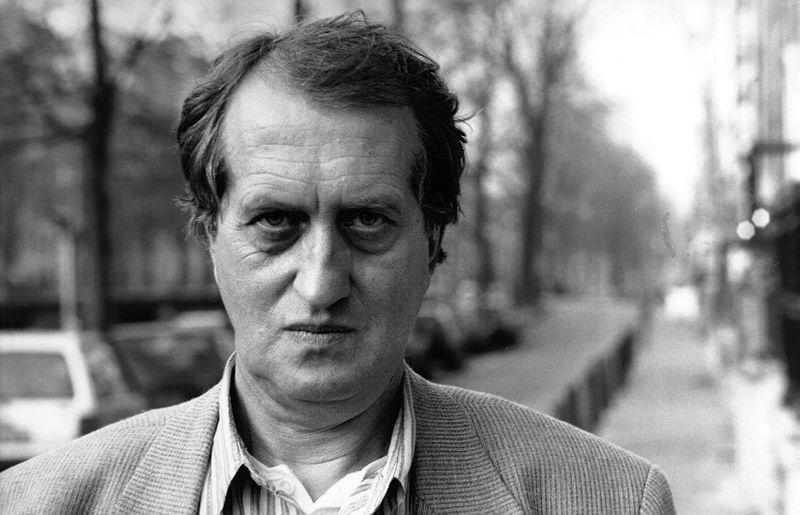 Gerrit Komrij 1944 2012 Nederlandse Dichter Schrijver