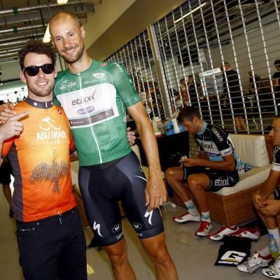 Abu Dhabi Tour 2015 Stage 2